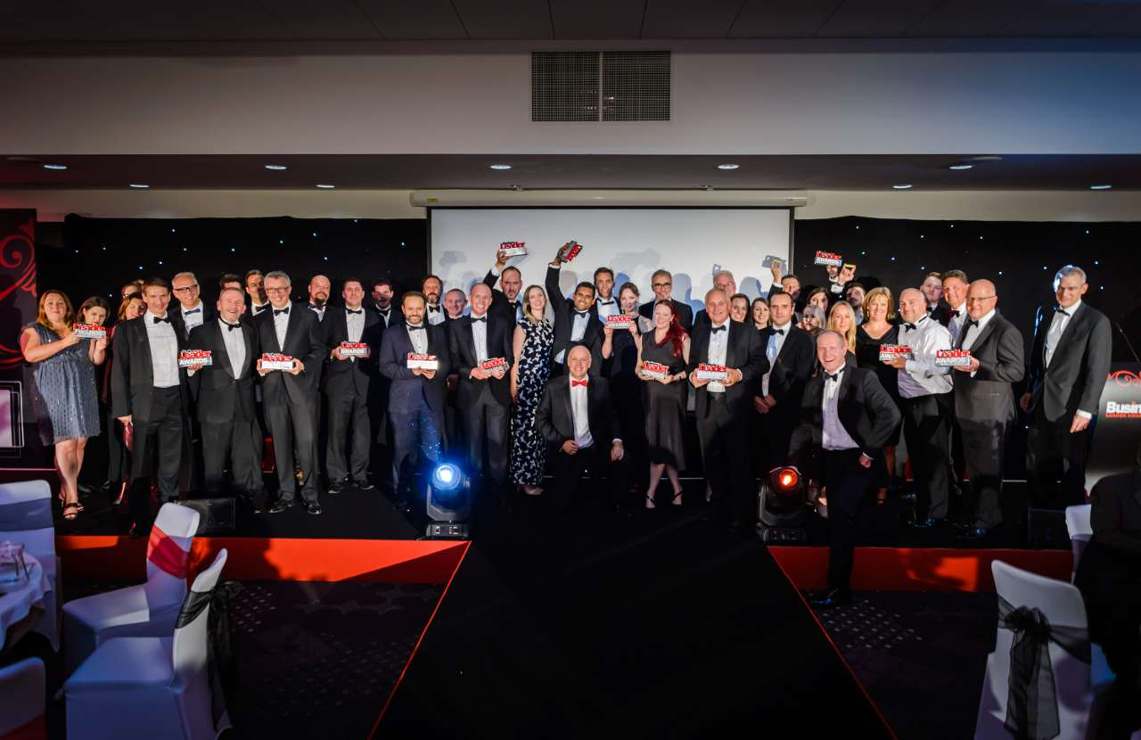Business Leader Awards South West 2018