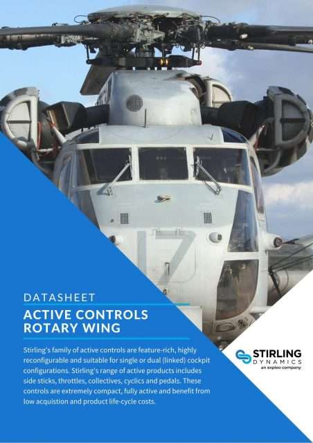 Rotary Wing Active Controls