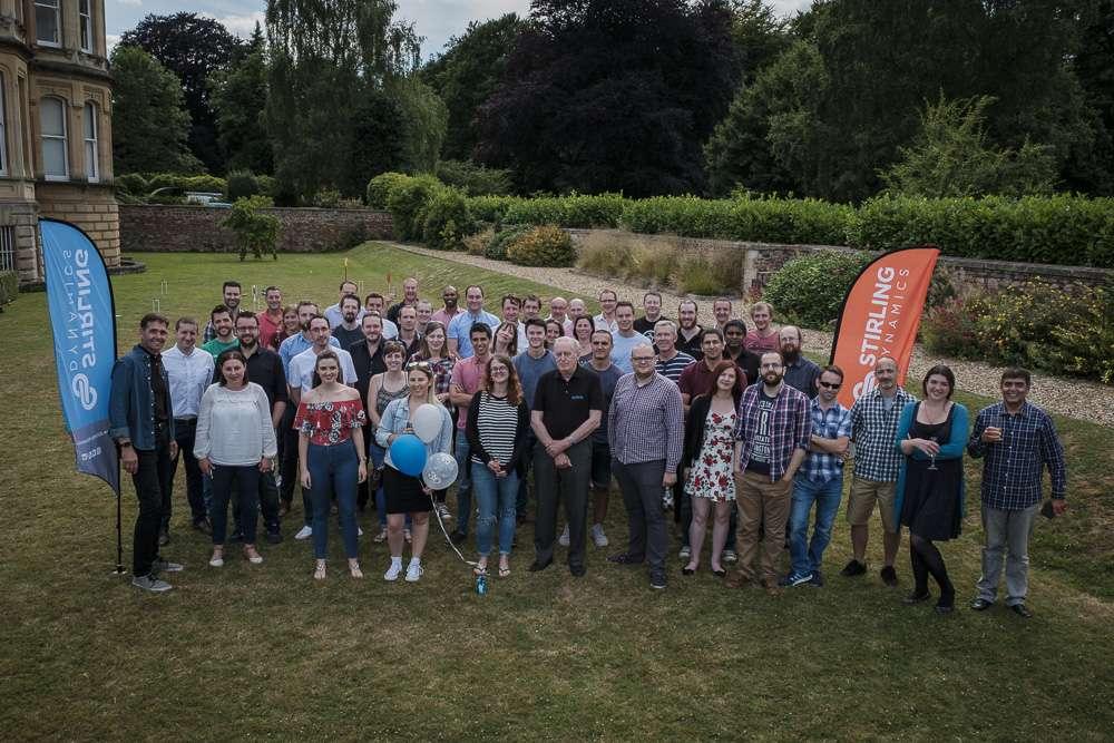 Stirling Dynamics Recruitment Pop-up Event 2019
