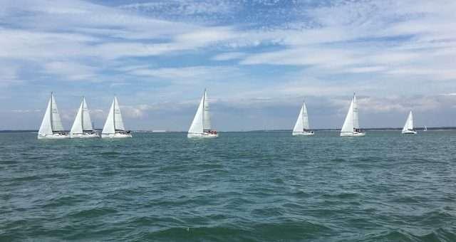 The Reginald Fessenden Sailing Challenge 2019